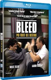 Amazon.com: Bleed - Piu' Forte Del Destino [Blu-ray] [Import ...
