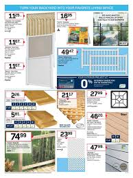 Rona Flyer August 14 To 27