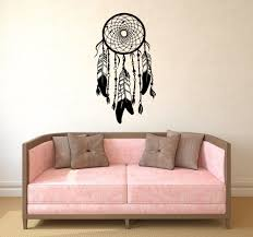 Dream Catcher Wall Decal Kids Feather Good Dreams Wall Sticker Living Room Bedroom Home Decor Vinyl Stickers Wall Transfer Quotes Wall Transfer Stickers From Onlybrand 9 16 Dhgate Com
