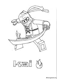 Lego Ninjago Kleurplaat 146366 Kleurplaat
