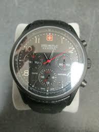 7900x wegner military swiss army watch