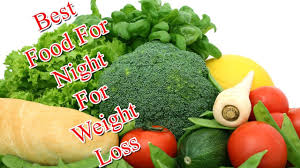 eat at night for weight loss
