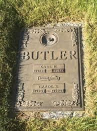 Karl N. Butler (1920-2016) - Find A Grave Memorial