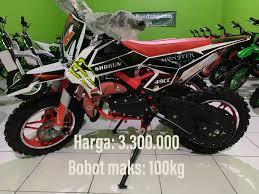 dirtbike mt4 shogun distributor