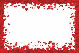 8 valentine s day frame vector images