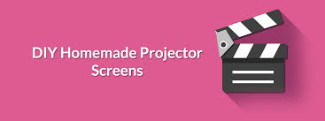 best diy projector screens everything