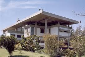 Balkrishna House, 1963 architect: Achyut Kanvinde   Arquitectura