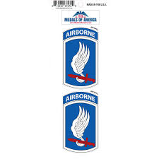 173rd Airborne Division Decal