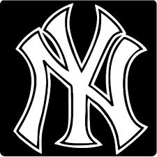 New York Yankees Sticker Decal Mlb Window Car Van Truck Charleston Book House