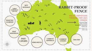 Rabbit Proof Fence Option 2 By Harmony Chao
