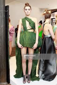 A model poses at the Abigail Stewart spring 2013 presentation during...  News Photo - Getty Images
