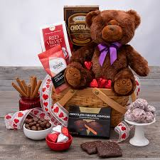 teddy bear chocolates valentine s day