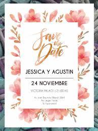 Invitacion Imprimible Cumpleanos 15 Anos Casamiento Flores 200