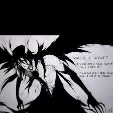 ulquiorra mercielago ressureccion i love this quote so much