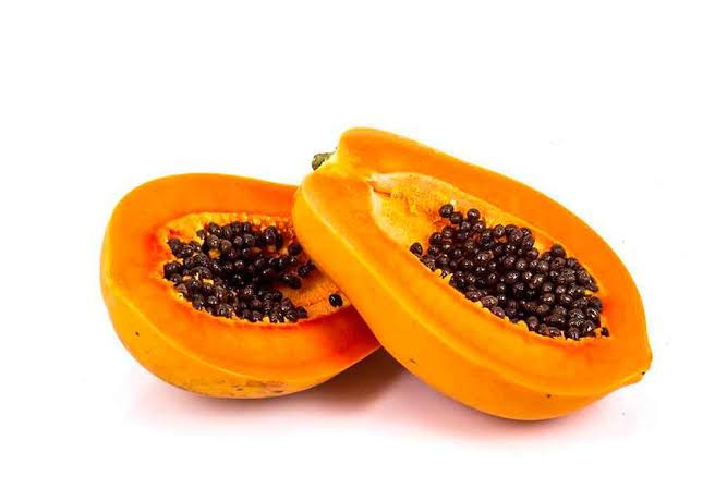 Image result for papayas in basket""