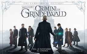Animali Fantastici: I Crimini di Grindelwald primo al box office USA