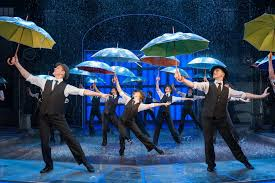 The Stage - Production News - Adam Cooper to star in revival of  Chichester's Singin' in the Rain