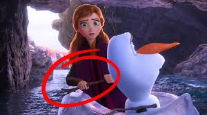 details in the frozen trailer you might have missed