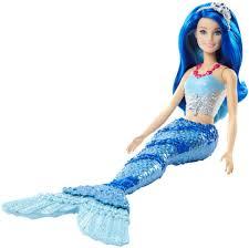 Búp bê Barbie Nàng tiên cá xinh đẹp - FJC89