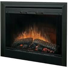 dimplex 39 inch glass fireplace door