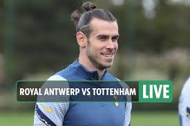 Royal Antwerp vs Tottenham FREE: Live ...