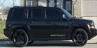 X2 Jeep Patriot Decals Wish