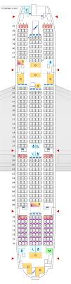 seat map of airbus a380 800 seat map