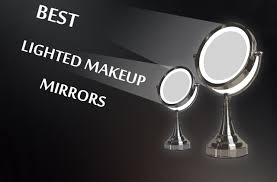best lighted makeup mirrors for 2018
