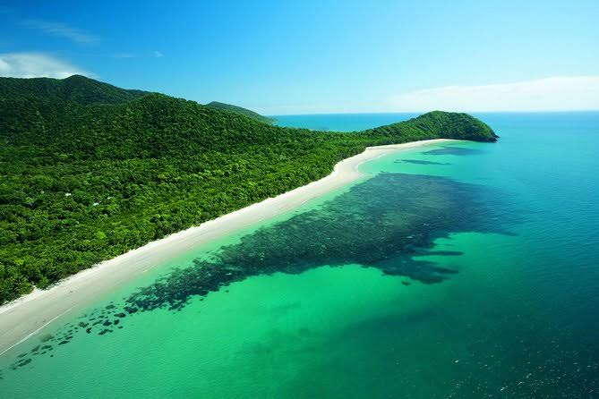 Image result for Cairns to Cape Tribulation""
