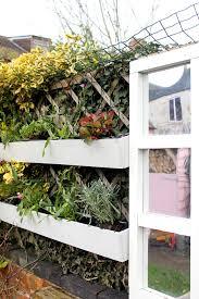 Diy Plywood Fence Planter Kezzabeth Diy Renovation Blog