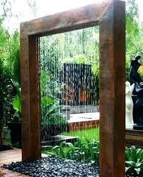 small water fountain for home garden