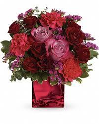ruby rapture bouquet in las vegas nv
