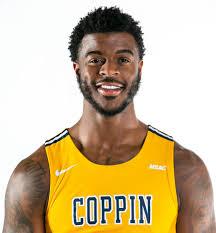 Aaron Robinson - Men's Basketball - Coppin State University Athletics