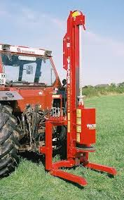 Model 2 Fence Post Driver Vector Powerdrive