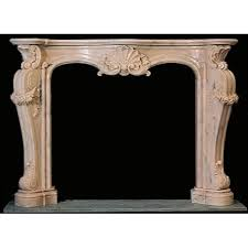 stone fireplace mantel simple french