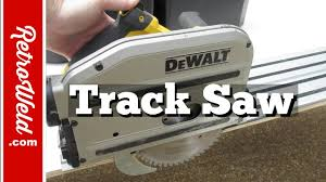 Rip Fence Track Saw Youtube