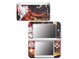 Okami Okamiden Wolf God Japanese Art Video Game Vinyl Decal Skin Sticker Cover For Original Nintendo 3ds Xl System Newegg Com