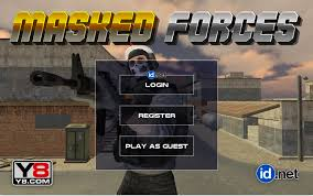 masked forces unblocked games 66