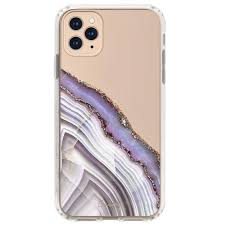 CASERY Agate Case for iPhone 11 Pro in Light Purple-11PROH-0266 - The Home  Depot
