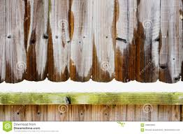 Snow On A Fence Stock Image Image Of Background Panel 106023833