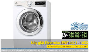 Sửa Máy Giặt Electrolux - Bảo Hành Electrolux - Máy giặt Electrolux  Inverter EWF14023 - 10KG