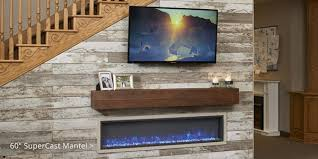 can i hang a tv over my fireplace