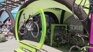 tour village and bike expo
