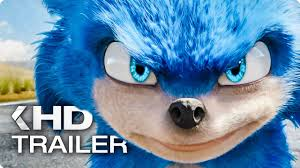 SONIC: THE HEDGEHOG Trailer (2020) - YouTube