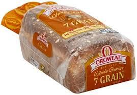 oroweat 7 grain bread 24 oz