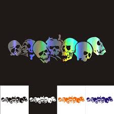 15 16cm Pirate Skull Car Stickers Personalized Laptop Motorcycle Vinyl Decals