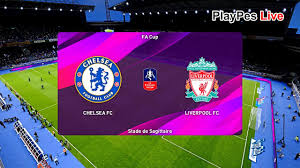 PES 2020 - Chelsea vs Liverpool - FA Cup - Full Match & Goals - Gameplay PC  - YouTube