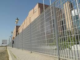 Steel Plate Fence Heibei Hangjin Wire Mesh Co Ltd