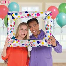 Qifu Globos Feliz Cumpleanos Fiesta Decoraciones Ninos Adultos