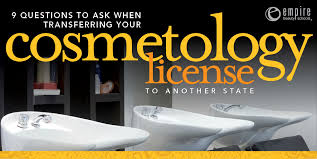 cosmetology license